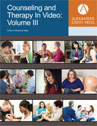 Counseling and Therapy in Video: Volume III