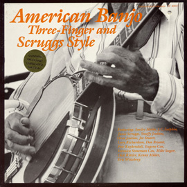 American Banjo: Free Finger and Scruggy Style